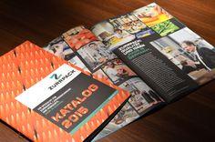 Der neue 60-seitige Katalog von ZURRPACK kommt von uns! Hingucker: der Prospekt-Titel im Look eines Zurrgurts. Eine prägnante Idee, die sich auch in der Anzeigengestaltung und den weitern Bestandteilen des gesamten Markenrelaunchs wiederfindet. Die Produktseiten wurden im neuen Corporate Design strukturiert und der Katalog mit emotionalen Imageseiten bereichert. Mehr dazu in den News auf unserer Website… www.attacke-ulm.de