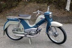 Tunturi -65 Moped Scooter, Vespa, Honda Cb, Sidecar, Cars And Motorcycles, Finland, Vintage Posters, Motorbikes, Childhood Memories