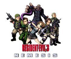 Resident Evil 3 NEMESIS by juniorbunny.deviantart.com on @deviantART