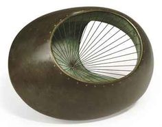 Barbara Hepworth - Sculpture with Color and String, 1939-61