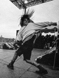 Pearl Jamming through life