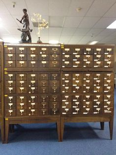 Sutro Library in San Fransisco may have one of the last remaining working card catalogs in the United States.  Volunteers are diligently working to put them on OPAC, so if you want to go pull some cards, you need to make your pilgrimage soon.