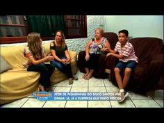 #... #anos #DomingoShow #tem Domingo Show 01-03-2015 Ex-ator de pegadinhas do Silvio Santos revela seu drama