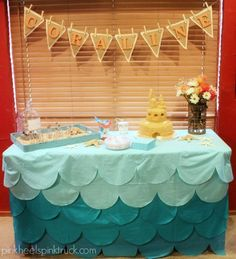 baby shower beach theme | ... to the baby and to the parents and place their messages in the bottle