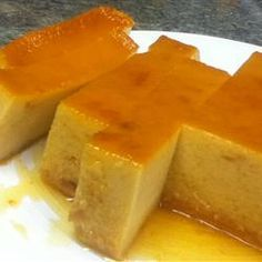 ❤ Puerto Rican bread pudding - looks so similar to the dish the Philipinos make.