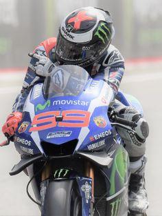 Jorge Lorenzo 99 MotoGP 2016
