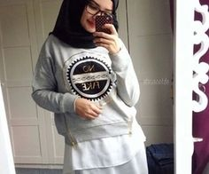Muslimah Feeeeya Hijab Outfits Inspiration Pinterest Hijab Fashion Inspiration Unique