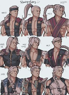 Mortal Kombat Comics, Mortal Kombat Memes, Mortal Kombat Art, Marvel Sentry, Liu Kang And Kitana, Kung Jin, Mileena, The Evil Within, Ghostbusters