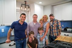 Desperate Kitchen No More: Industrial Farmhouse Kitchen | America's Most Desperate Kitchens | HGTV