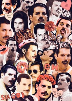 requested: freddie mercury