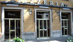 Ai Marmi, Viale Trastevre 53. Pizza.