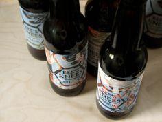 DIY beer labels