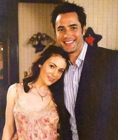 Coop & Phoebe (Charmed) - cute couple on the show