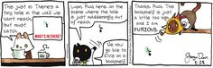 Breaking Cat News by Georgia Dunn for Aug 28, 2017 | Read Comic Strips at GoComics.com
