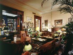 Leonard Bernstein's home  | archdigest.com