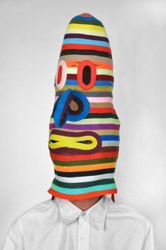 Studio Bertjan Pot » Blog Archive » Masks   2010 – ongoing