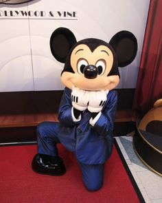 This is the most adorable Mickey ever!!
