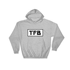 Hooded Sweatshirt by TFB - We Beyond Salty