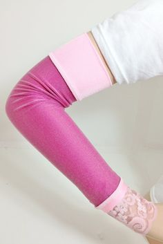 Sleeping Beauty Inspired Disney race running sleeves for the princess in all of us. on Etsy, $31.00