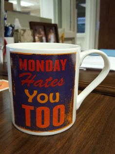 Another #ELGLMugs  for @ELGL50 ...we can talk about Monday on Wesnesday...right???