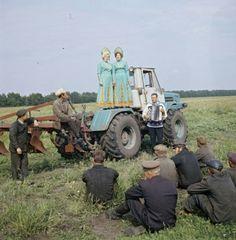 Agriculture, Tractors, Monster Trucks, Vehicles, Vintage, Car, Vintage Comics, Vehicle, Tools