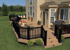 Timber Tech- Composite Decking and Railing