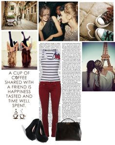 """Friendship."" by milica-1234 on Polyvore"