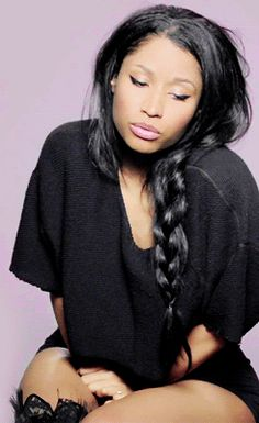 "♡ On Pinterest @ kitkatlovekesha ♡ ♡ Pin: Celebrities ~ (GIF) Nicki Minaj in Her ""Pills N Potions"" Music Videos ♡"