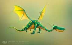 Dragon Gediminas Pranckevicius