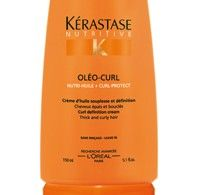 Kerastase-Creme-Oleo..perfect for amping up your hair.
