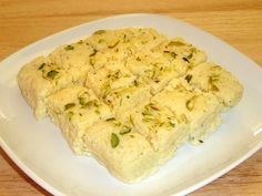 Indian Cake Recipes | Milk Cake | Manjulas Kitchen | Indian Vegetarian Recipes | Cooking ...