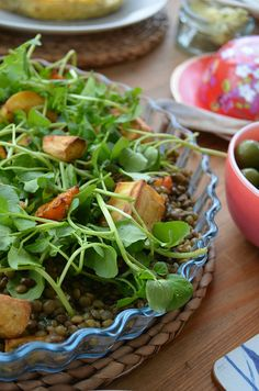 , Parsnip and Watercress Salad. Yum, she serves it with a Spanish ...