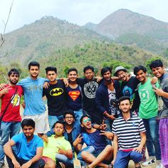 #Lastperformance#iitmandi#karma#bigstink2016#teamsifar#family by msisifar