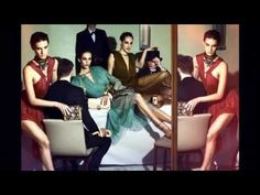 LANVIN Spring Summer 2012 Ad Campaign - YouTube