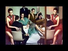 LANVIN Spring Summer 2012 Ad Campaign