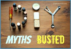 Seven Do It Yourself Myths Busted – DIY projects are surrounded by many common myths. Let's take a look at some of the common myths about the DIY lifestyle and bust them all with the truth.