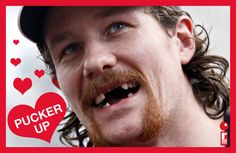 """Puker Up"" Duncan Keith Valentines Day Cards"