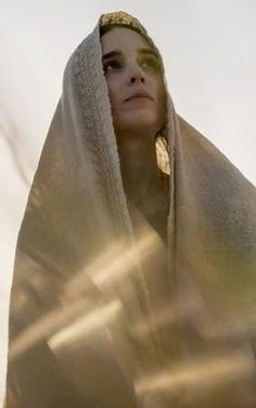 Rooney Mara as Mary Magdalene, wearing designs by SEP Jordan
