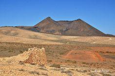 Fuerteventura -   Caldera de Gairía