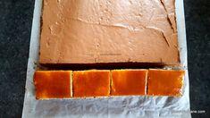 Prajitura Dobos reteta veche pas cu pas - Tort Dobos dreptunghiular | Savori Urbane Sweets Recipes, Desserts, Cornbread, Ethnic Recipes, Pune, Food, Christmas, Bakken, Tailgate Desserts