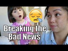 Breaking the Sad News to Julianna :( - September 21, 2015 -  ItsJudysLif...