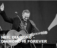 Today (January 24) Mr. Neil Diamond is 73. Happy Birthday Sir. To watch his 'Portrait' 'Diamond Is Forever' in a large format, to hear 'Your 10 Most Favorite Neil Diamond Tracks' on Spotify, go to >> http://go.rvj.pm/27b