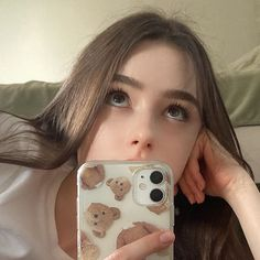 Beautiful Girl Makeup, Cute Beauty, Beautiful Girl Image, Aesthetic Makeup, Aesthetic Girl, Aesthetic Photo, Selfie Foto, Beauté Blonde, Pretty Korean Girls