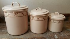 western kitchen canister sets 1000 images about v i n t a g e h o u s e w a r e s on 22657