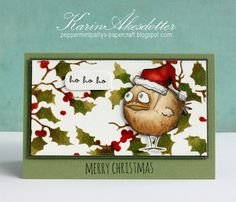 Karin Åkesdotter:  Tim Holtz stamps and stencil; Distress Inks; Copic Markers; Lawn Fawn die