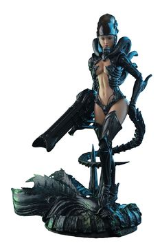 Alien vs Predator figurine Hot Angel 1/6 Alien Girl Hot Toys