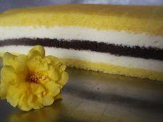 "Hellena ...din bucataria mea...: Prajitura ""Felie de lamaie"" Cheesecake, Desserts, Tailgate Desserts, Deserts, Cheesecakes, Postres, Dessert, Cherry Cheesecake Shooters, Plated Desserts"