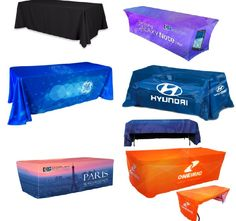 Table Throws: Most Economical Way of Displaying Your Company Logo or Branding In Trade Shows. Table Covers or Table Cloths can help you give your trade show booth or exhibit a polished look. Custom table covers are designed to be used in a variety of settings and have multiple applications, making them a great marketing investment. Visit to know more: https://displaysolution.ca/trade-show-displays/table-throws-covers.html