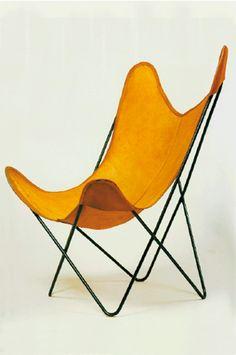 Sillón Butterfly, BKF, de Bonet, Kurchan y Ferrari | Diseño de muebles | Experimenta