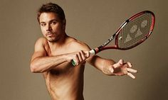 Stan Wawrinka Goes Nude for ESPN 2015 'The Body Issue'